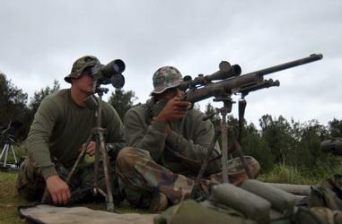 Super Snipers militaires : Un domaine en pleine évolution IZ56